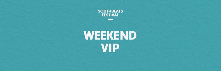 Weekend VIP Ticket
