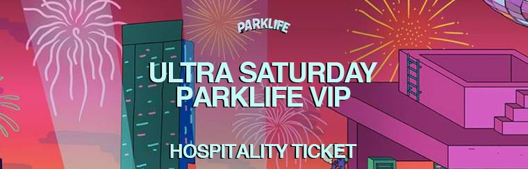 Ultra VIP Samstag - Hospitality-Ticket