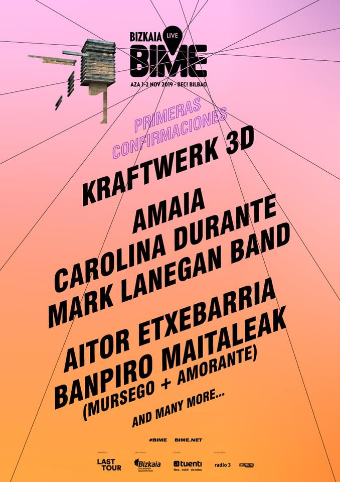 Kraftwerk 3d Among First Bime Live 2019 Names Festicket Magazine