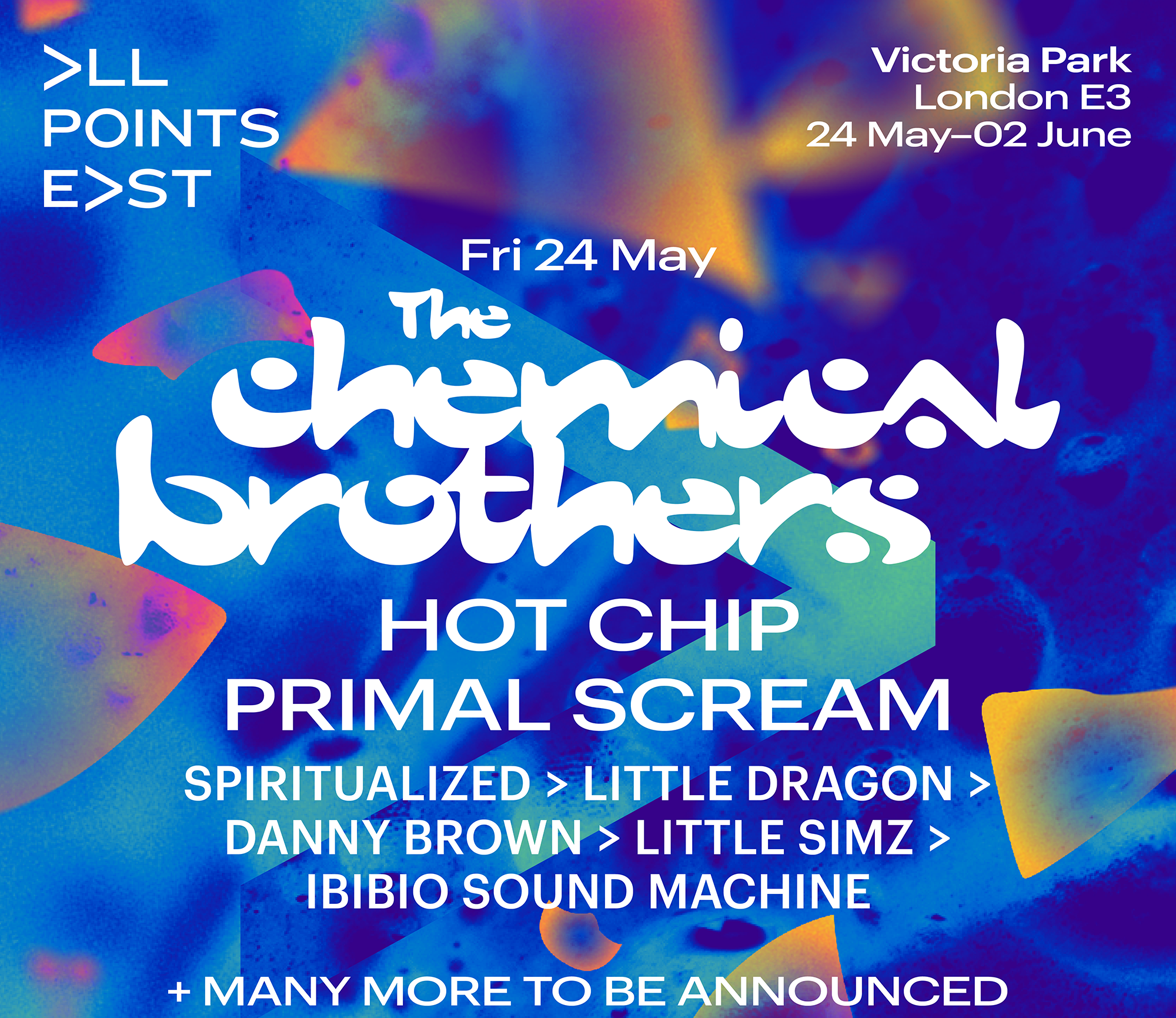 All Points East Festival 2019 The Chemical Brothers