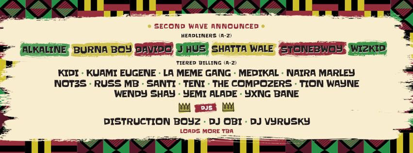 Your Next Festival Destination: Afro Nation Ghana