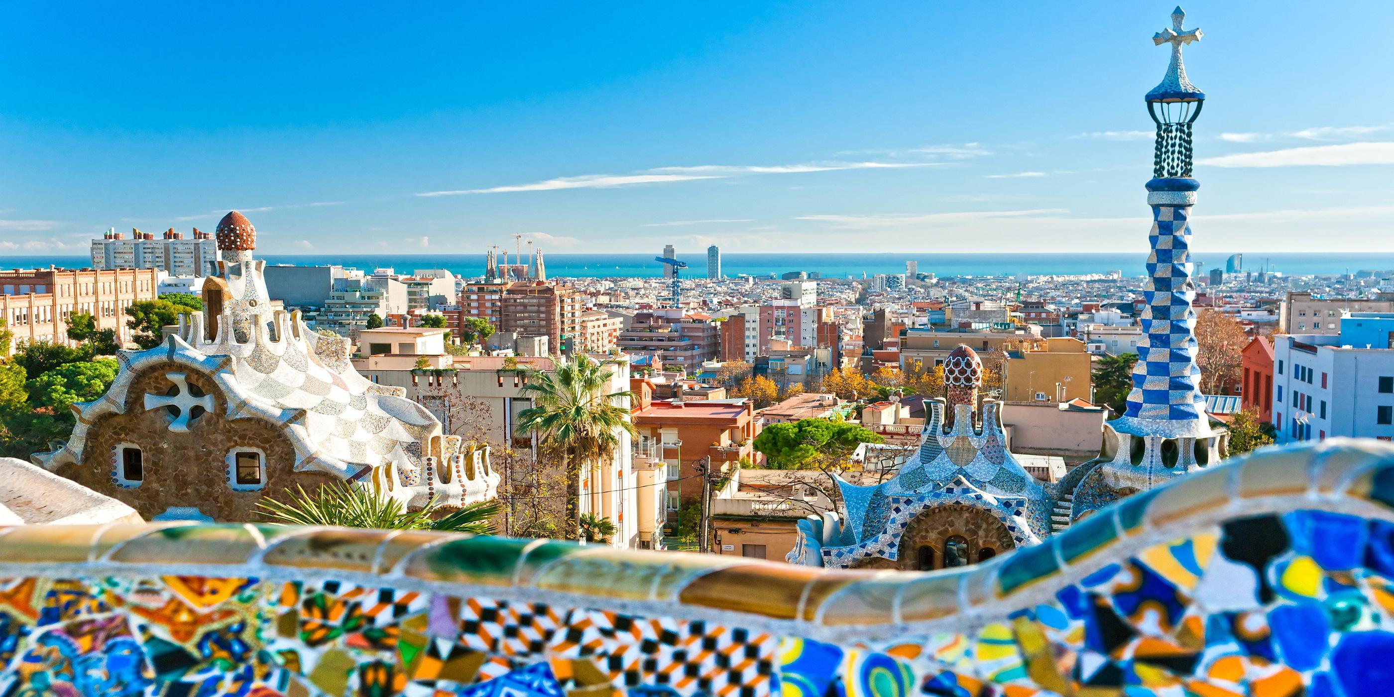 Barcelona and Primavera Sound: Your Complete City Guide - Festicket ...