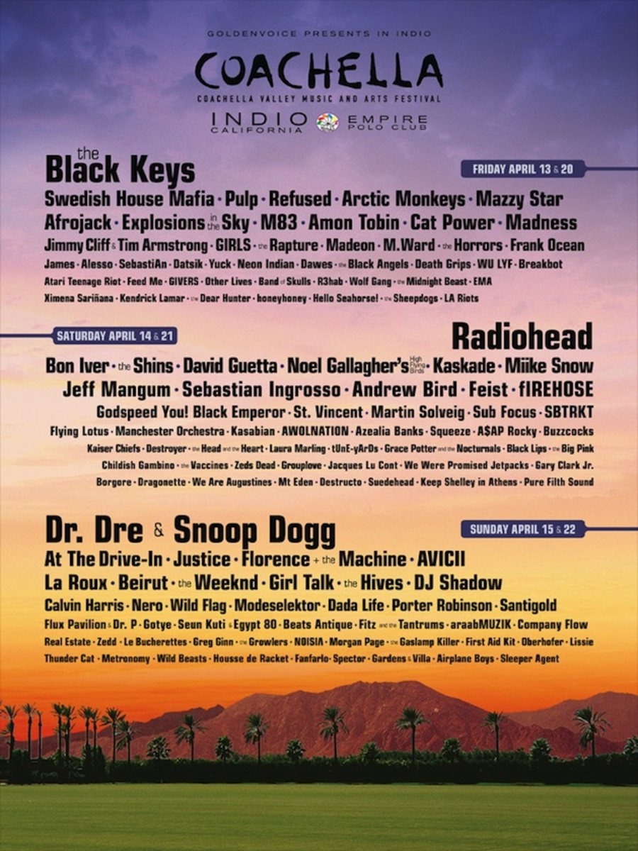 Festival Flashback: Tupac's Resurrection, Coachella 2012