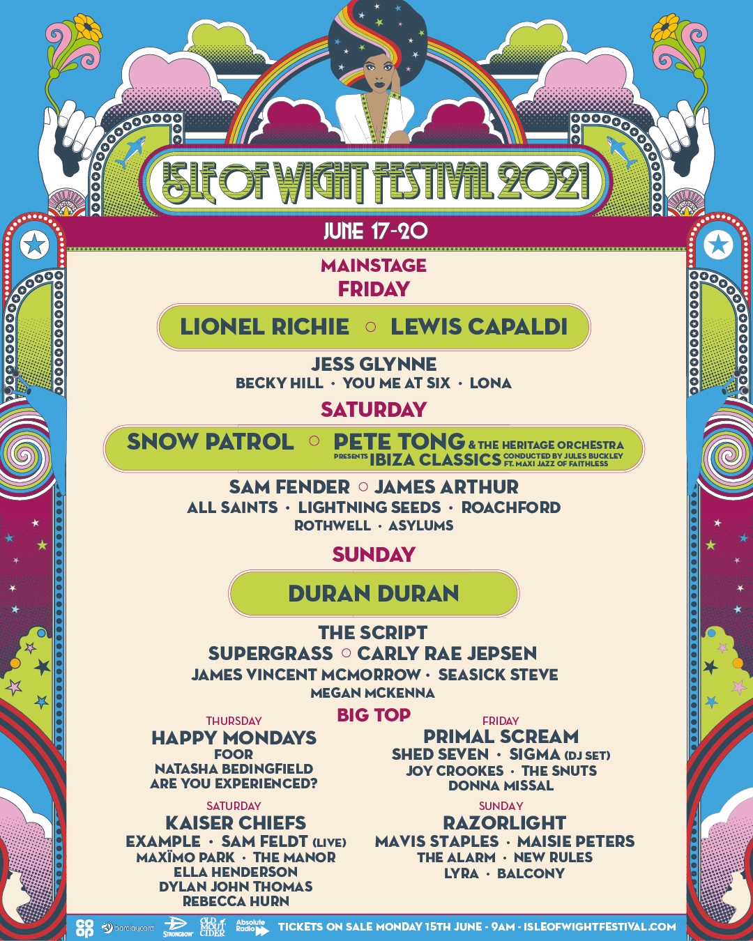 Happiness Festival 2021 Tickets