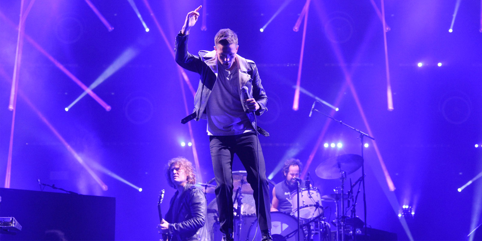 Image result for the killers festival