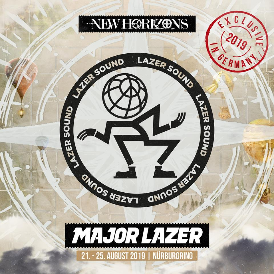 major lazer headline new horizons 2019 festicket magazine. Black Bedroom Furniture Sets. Home Design Ideas