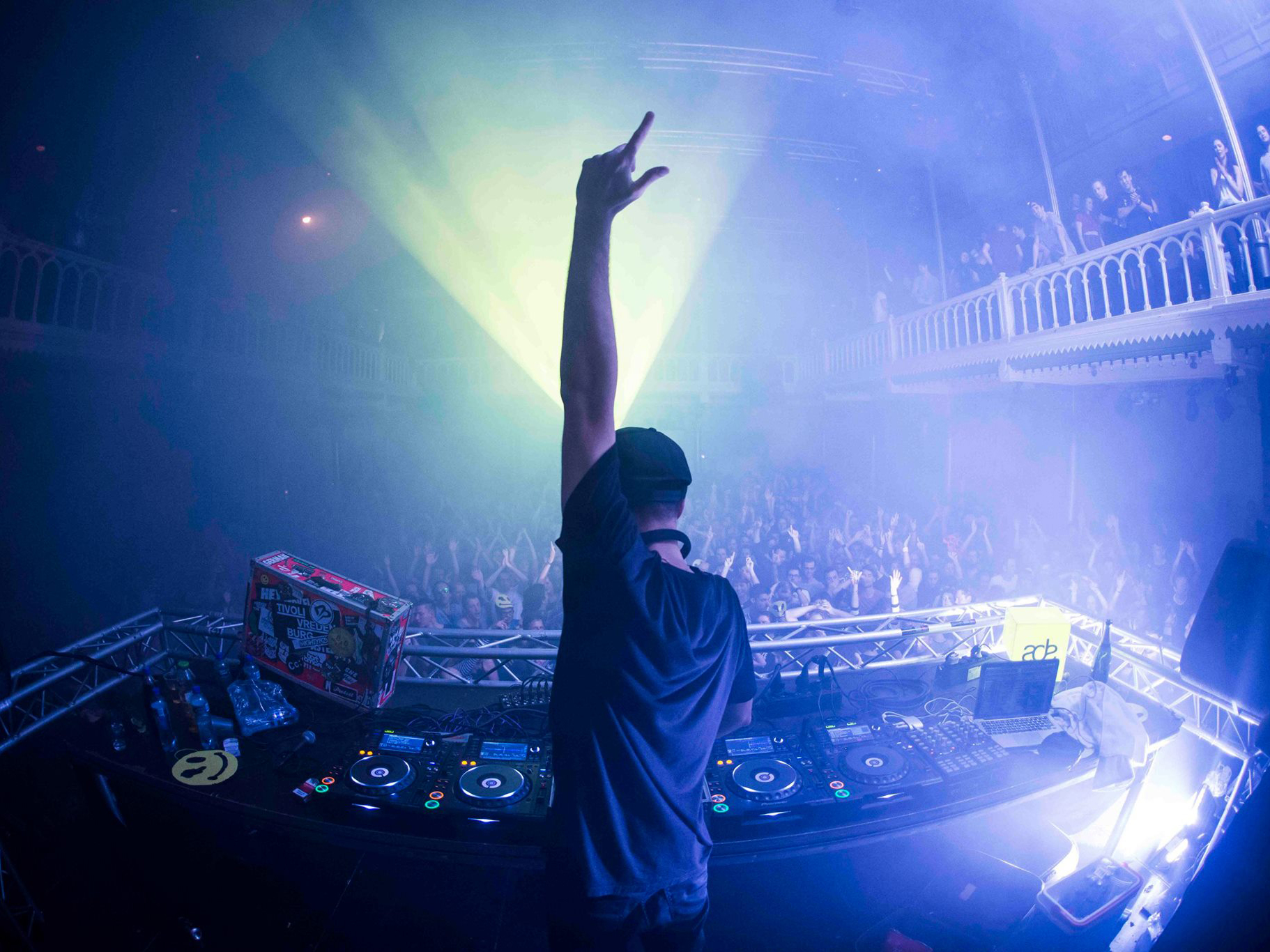 Top 10 House & Techno Festivals in the Netherlands
