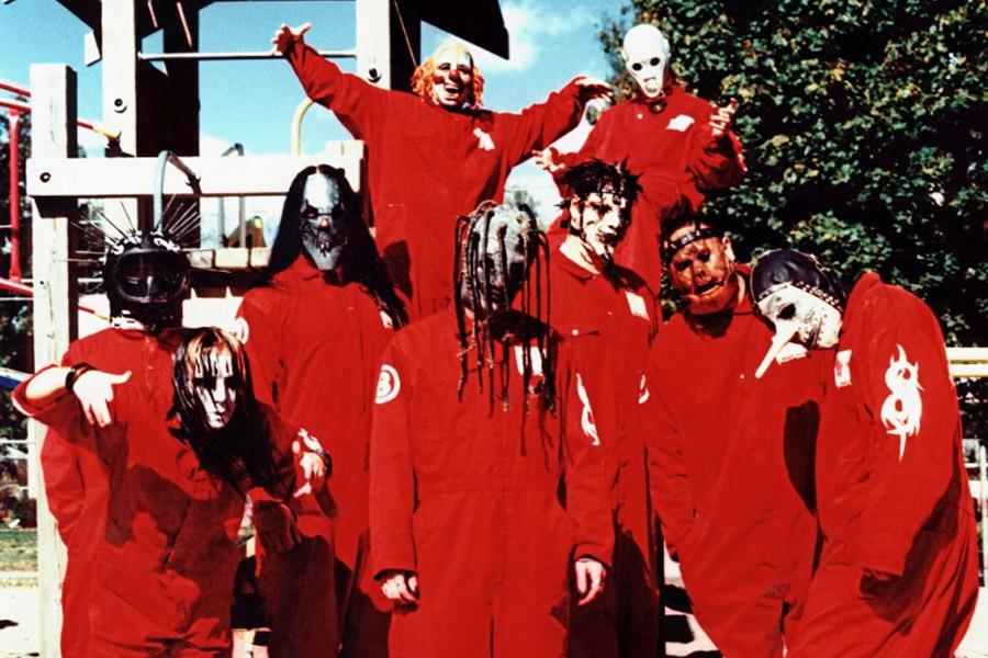 Slipknot: A History In Masks - Festicket Magazine