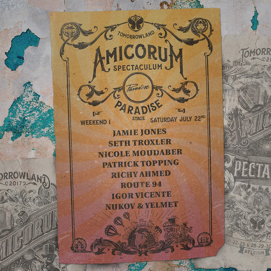 Tomorrowland 2017 Lineup: More Artists Announced - Festicket
