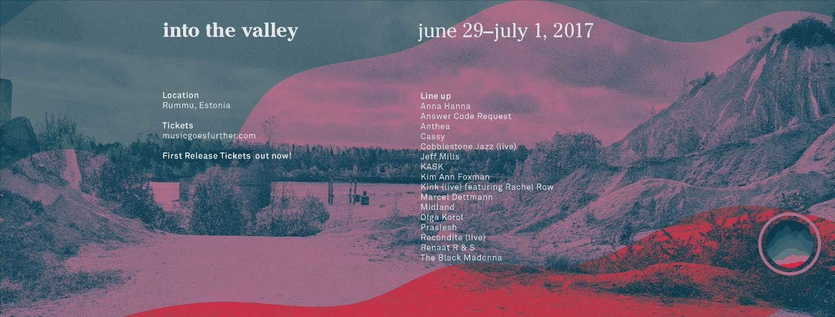 Into the Valley & Into the Factory Announce New Names for