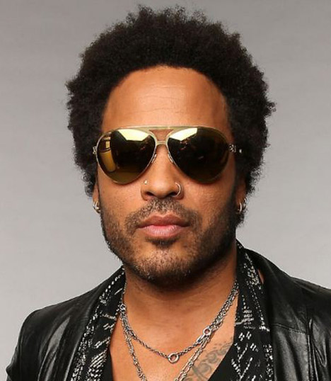 LennyKravitz Sweet Items To Tell A Woman You Merely Met