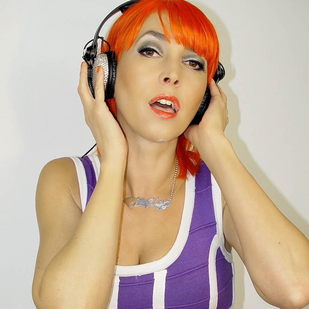 Lisa Pin-Up