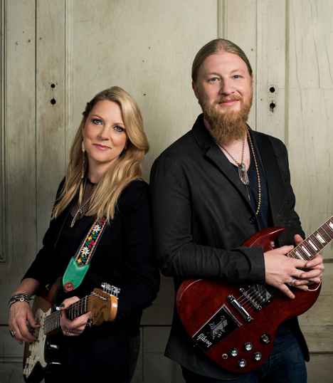 Tedeschi Trucks Band feat. Blackberry Smoke and Shovels & Rope