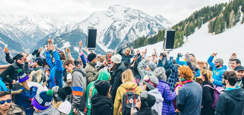 10 Things That Happened at Snowbombing 2018