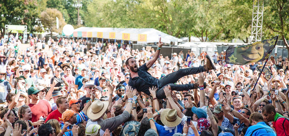 Austin City Limits Pull Out All the Stops for Huge 2018 Lineup