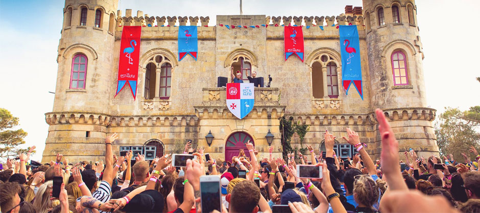 Lost & Found Festival 2017: Boat & Castle Parties Announced