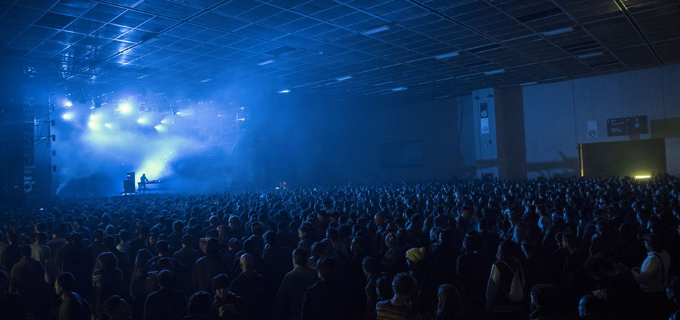 Club To Club Broaden Their Horizons With Eclectic 2018 Lineup