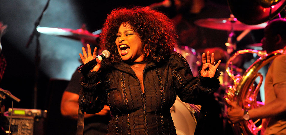 Exclusive Interview with the Queen of Funk, Chaka Khan