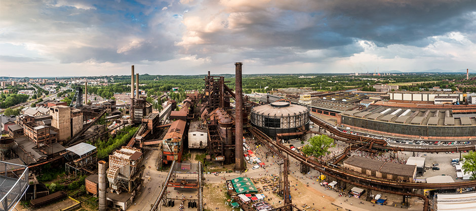 Colours of Ostrava: Eclectic Lineups Amidst a Heritage of Heavy Industry