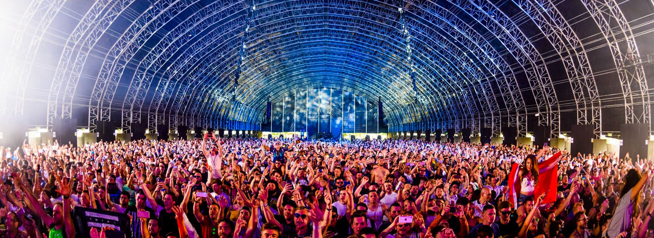 Find Out Who's Joining Above & Beyond at Creamfields Steel Yard
