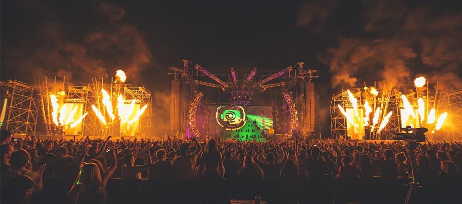 Spotify Playlist: -424 Dead Sea Rave 2015