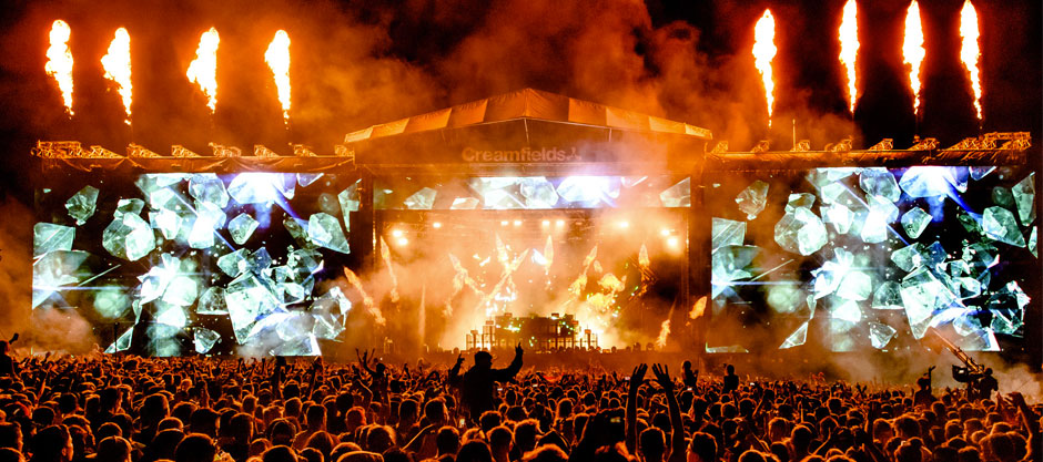 Creamfields 2017: Five Reasons to Camp at Dreamfields