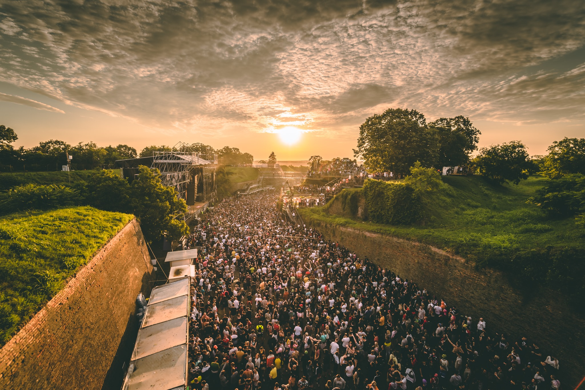 Exit Festival 2020.15 Photos That Will Make You Want To Go To Exit Festival