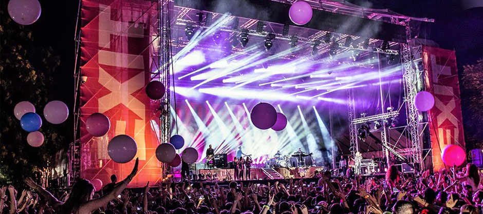 Liam Gallagher, Hardwell and Paul Kalkbrenner to Play EXIT Festival 2017