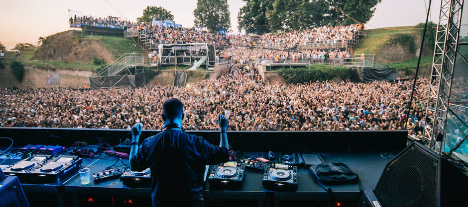 EXIT's Summer of Love: Four Festivals, Four Countries, One Incredible Vibe