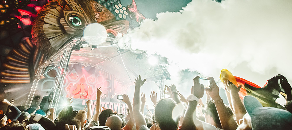 10 Electronic Music Events To Tick Off The Bucket List