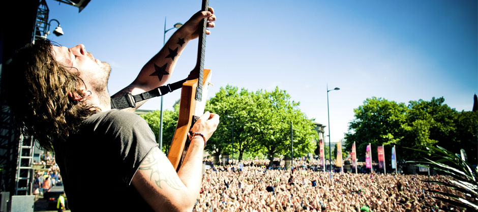 Festival Hopping In Europe: The Rock Edition