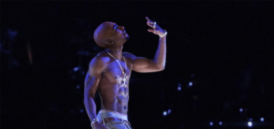 Tupac Shakur resurrected at Coachella