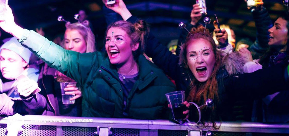 Win a Pair of Tickets to Groove CairnGorm 2018