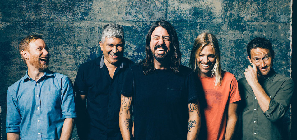 Foo Fighters to headline Hurricane & Southside Festivals in 2019