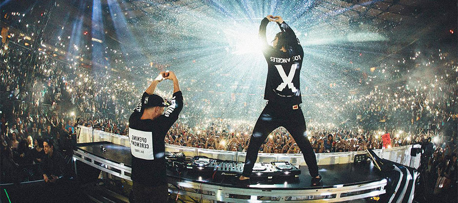 TOP 10: Biggest DJs in the USA 2015
