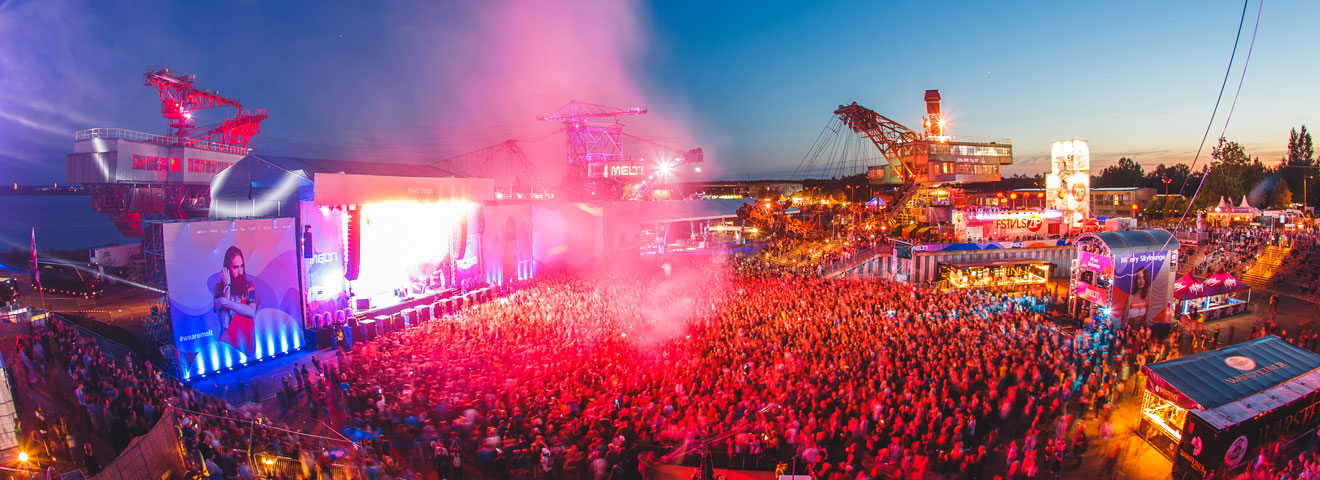 Melt Festival 2018: The Acts You Can't Miss