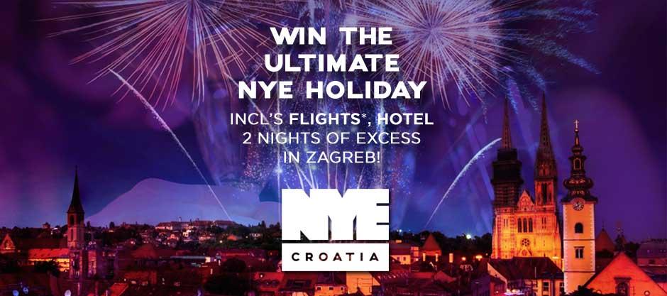 COMPETITION: NYE Croatia