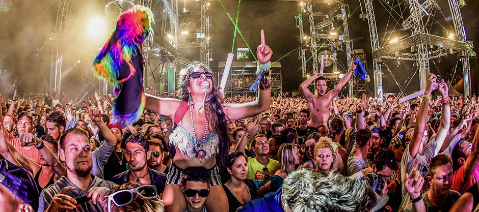 Festival Hopping In Europe: The Electronic Edition