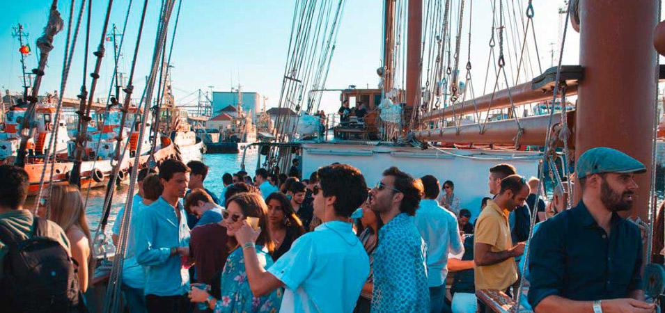 Nova Batida Announce Boat Parties