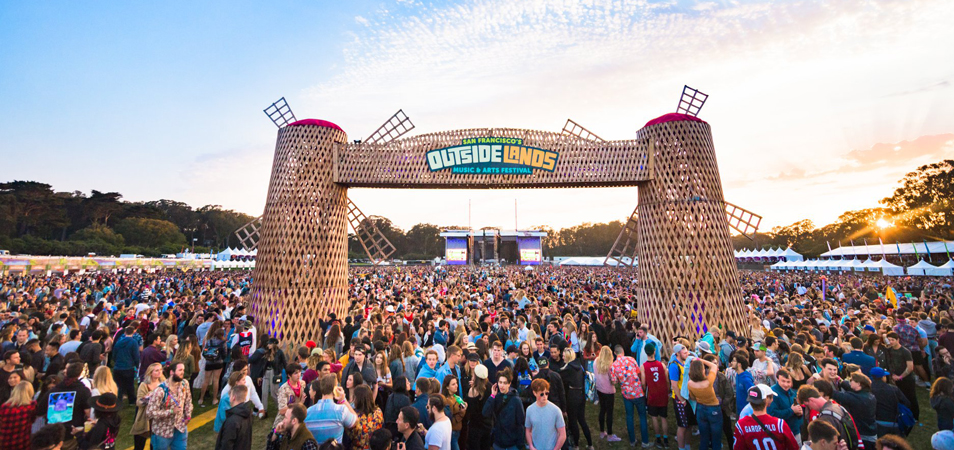 2020 Outside Lands Music And Arts Festival Lineup.Paul Simon Childish Gambino Twenty One Pilots To Headline
