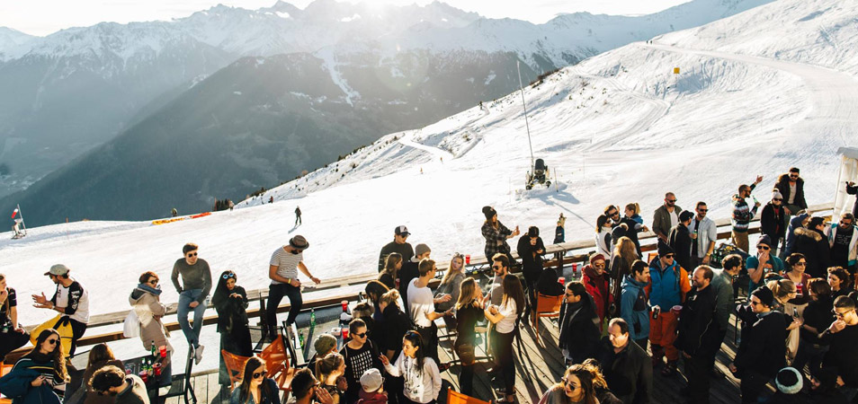 Win Two Tickets And An Alpine Stay For Polaris Festival 2018