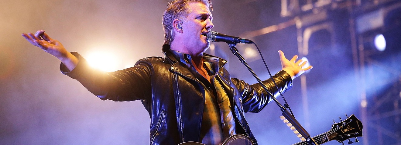 Dream Setlist: Queens of the Stone Age