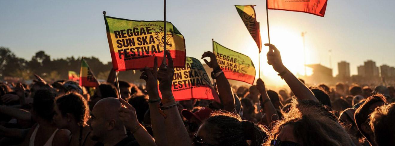 Top 10 Reggae Festivals in Europe
