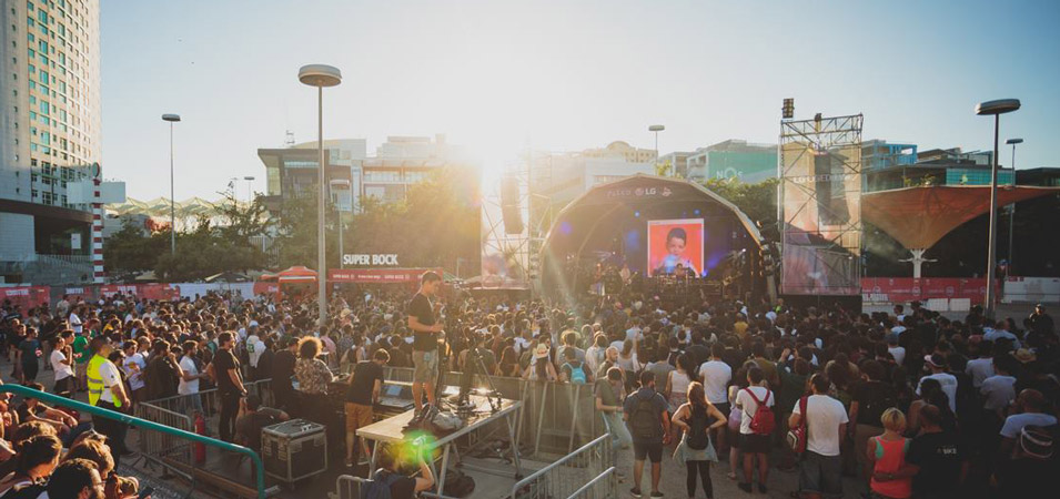 Super Bock Super Rock Announce First Names for 2018