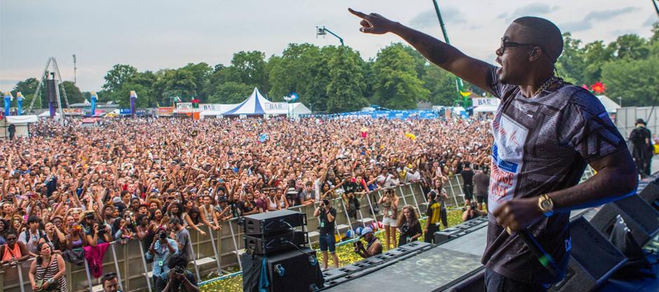 Spotify Playlist: Lovebox 2015