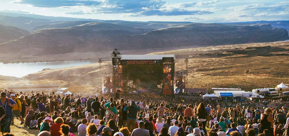 Sasquatch! Music Festival Pull the Plug