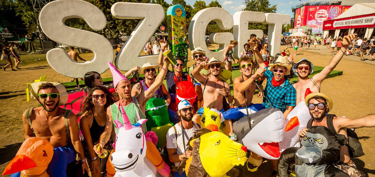 In Pictures: Sziget 2018
