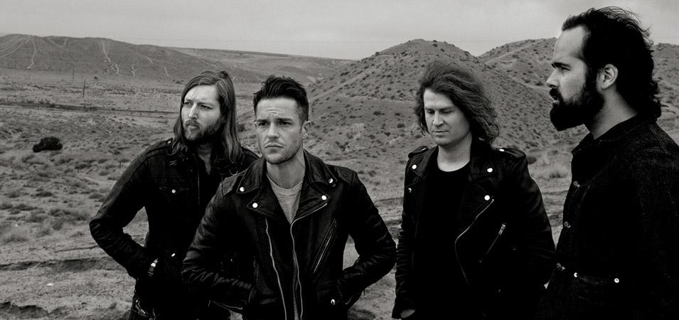 The Killers to Headline Rock In Rio Lisboa 2018