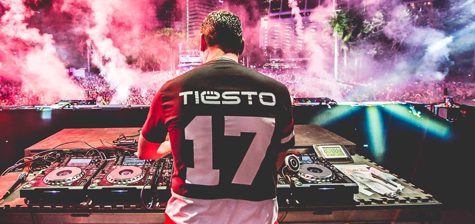 Tiësto to Headline Magnetic Festival 2018 this Winter