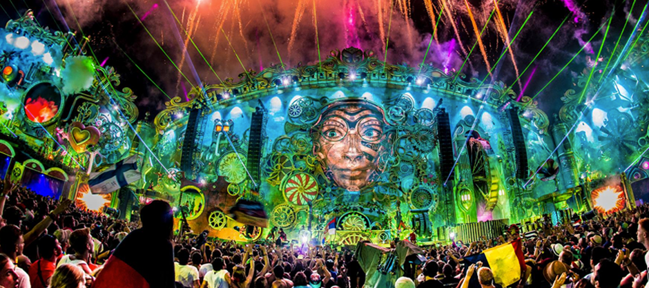 Spotify Playlist: TomorrowWorld 2015